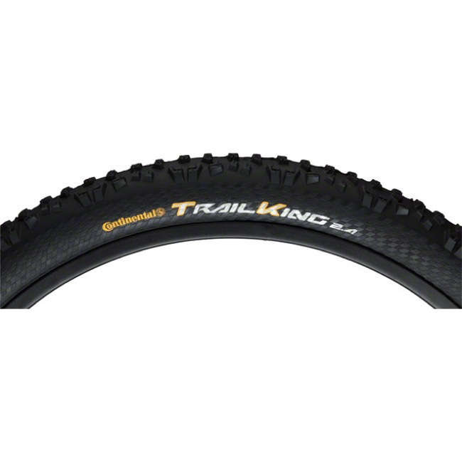 "Continental Trail King ProTection 29"" Tire 2017 - Tubeless Ready! - 29 x 2.4"" PROTECTION APEX (Folding Bead)"