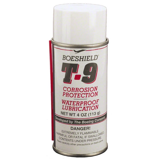 Boeshield T9 Aerosol Lubricant - 4 oz Can