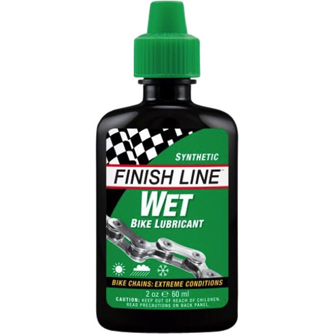 Finish Line Cross Country Wet Lube  - 2 oz