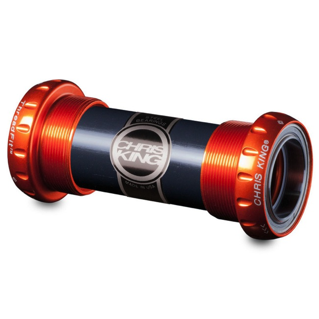 Chris King ThreadFit 24 Bottom Bracket - Mango