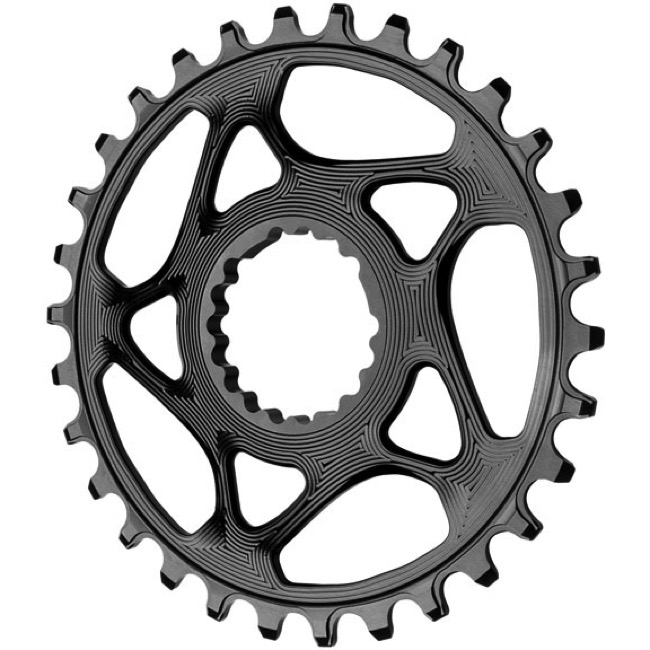 AbsoluteBlack Direct Mount Cannondale Chainring - 30 Tooth (Black)