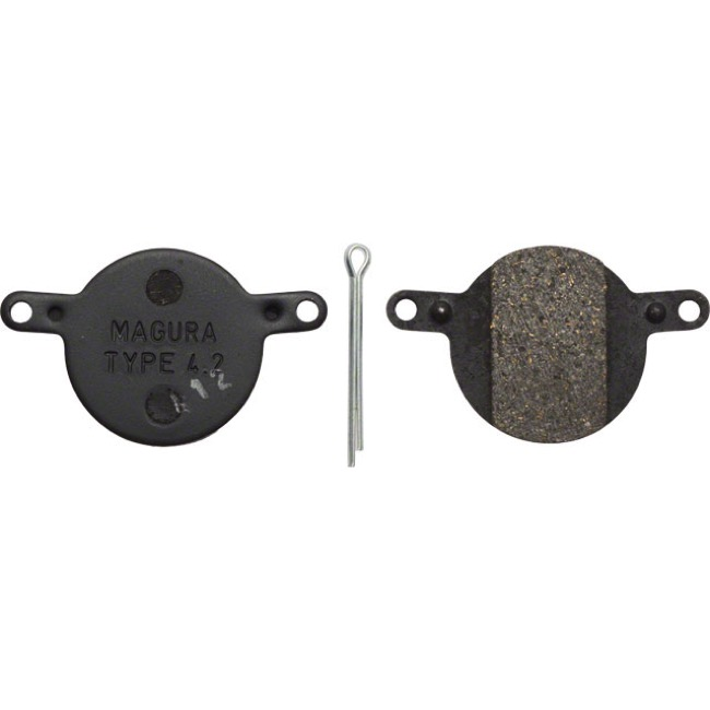 Magura Disc Brake Replacement Pads - Julie 4.2 Endurance