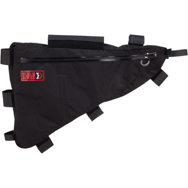 Surly Mountain Frame Bags - Bag #4 (Black)