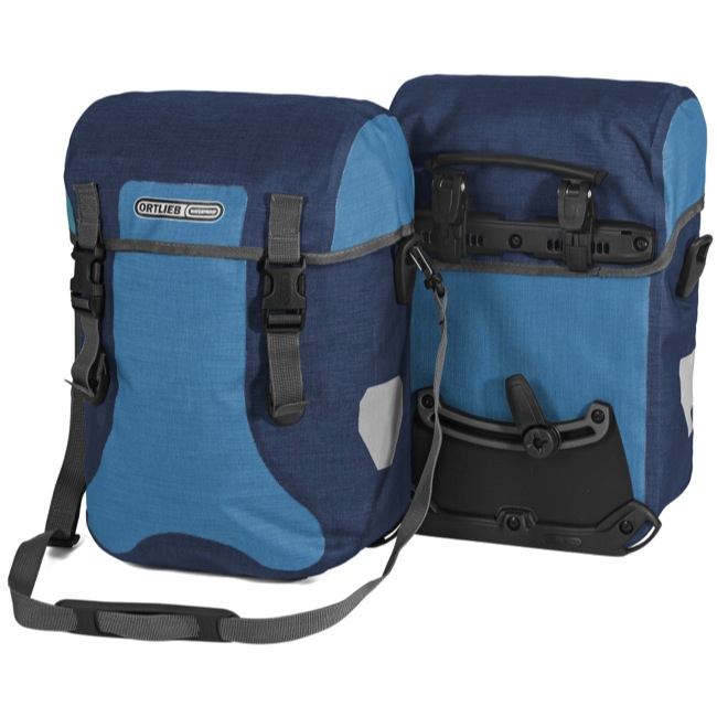 Ortlieb Sport Packer Plus Panniers - Denim/Steel Blue (Pair)