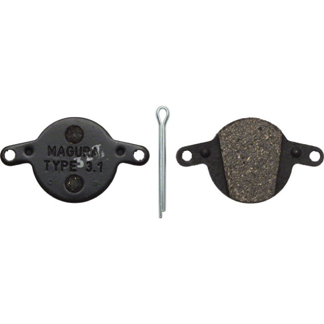 Magura Disc Brake Replacement Pads - '02-'06 Louise/FR 3.1 Performance