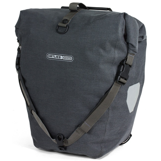 Ortlieb Back-Roller Urban QL2.1 Panniers - Pepper (Single Bag)