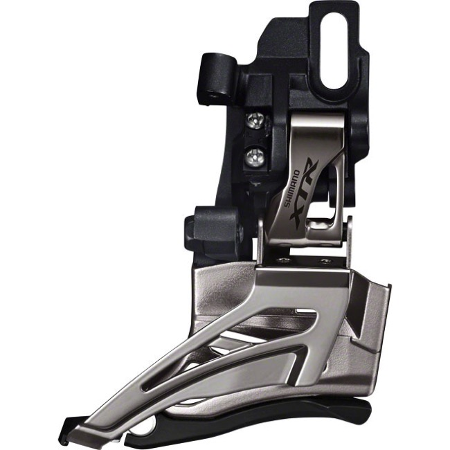 Shimano FD-M9025 XTR Double Direct Mount Derailler - 11 Speed - Direct Mount / Down Swing / Dual-Pull / (2x11)