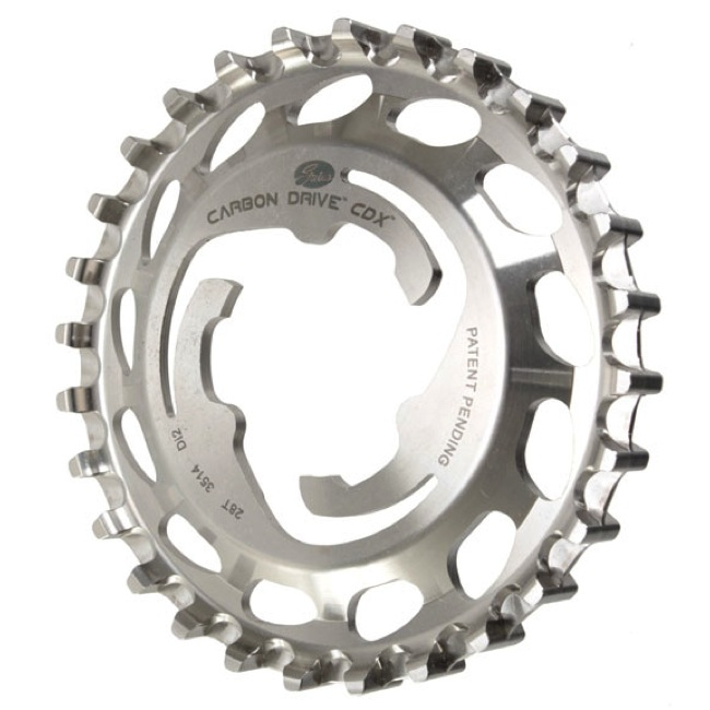 Gates Carbon Drive CDX CenterTrack Rear Cog - 28 Tooth (Shimano Di2 Hub)