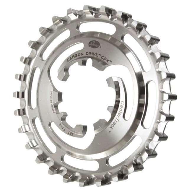 Gates Carbon Drive CDX CenterTrack Rear Cog - 28 Tooth (NuVinci)