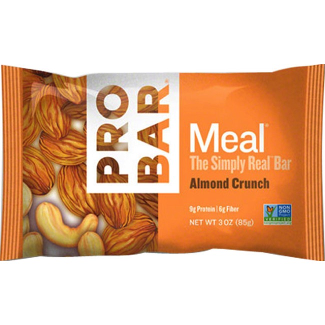ProBar Meal Bars - Almond Crunch (Box of 12)