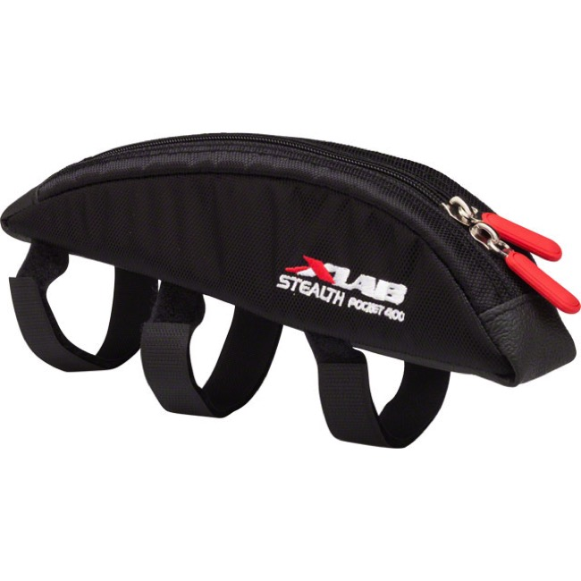 X-Lab Stealth Pocket 400 Frame Bag - Black