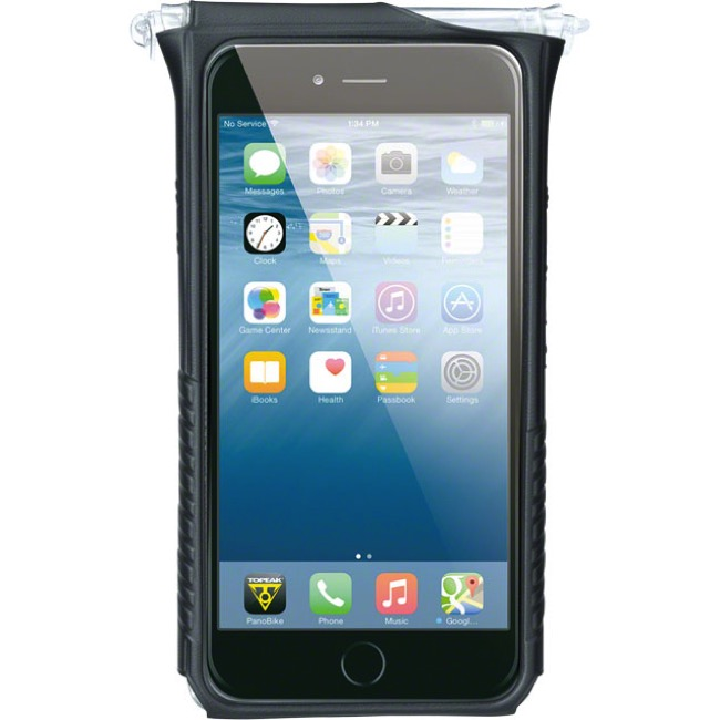 Topeak Smartphone DryBag - Fits iPhone 6 (Black)