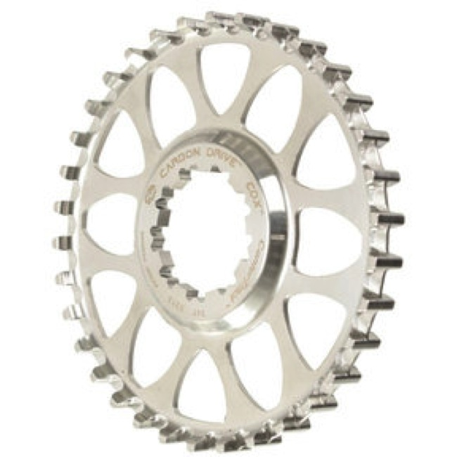 Gates Carbon Drive CDX CenterTrack Rear Cog - 34 Tooth (Hyperglide)