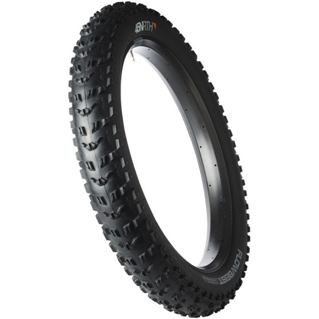 "45NRTH Flowbeist 26"" Fat Bike Tires - 26 x 4.6"" (Folding Bead)"