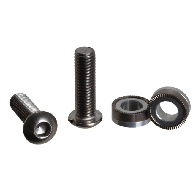 Hope Hub Service Small Parts - 10mm Bolts/Washers (Pair)