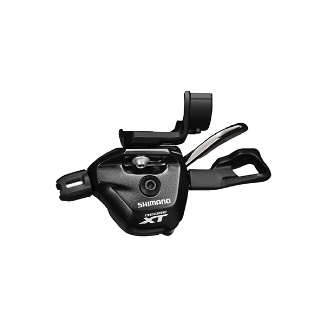 Shimano SL-M8000 XT I-spec II Single Shifters - Direct Attach - Left Only, 2/3 Speed (Black)