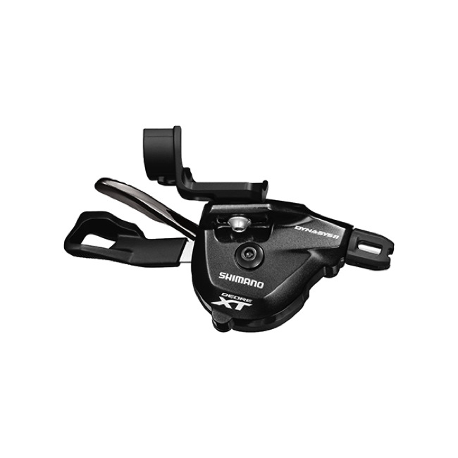 Shimano SL-M8000 XT I-spec II Single Shifters - Direct Attach - Right Only, 11 Speed (Black)