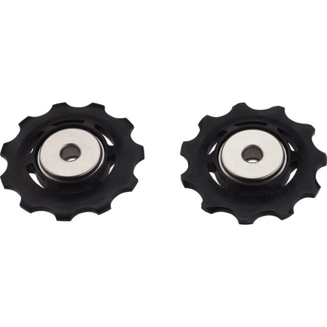 Shimano Upper and Lower Pulleys and Bolts - Dura-Ace 9000/9070 Pulley Set (pair)
