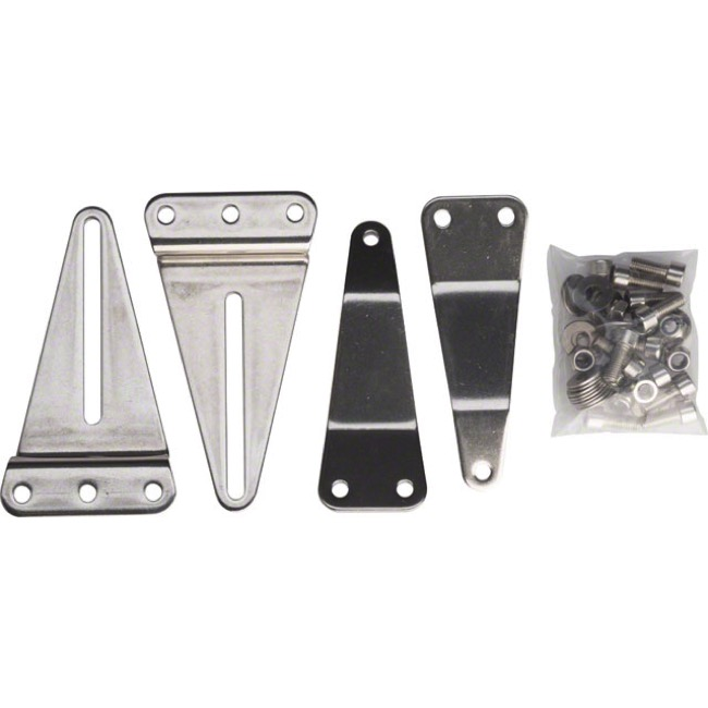 Surly Front Rack Hardware - Kit #1 Pavement Bikes