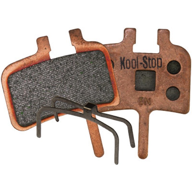 Kool Stop Disc Brake Pads - Avid Juicy 3/5/7, BB7 - Sintered