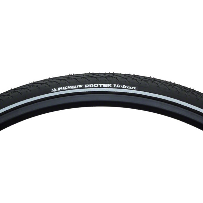 Michelin Protek Urban Clincher Tire - 700 x 28c (Steel Bead)
