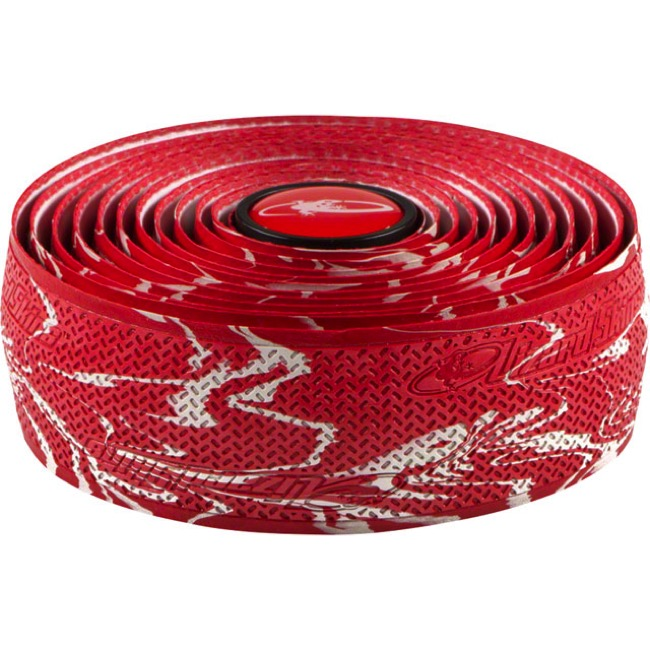 Lizard Skins DSP 2.5 Bar Tape - 2.5mm (Red Camo)