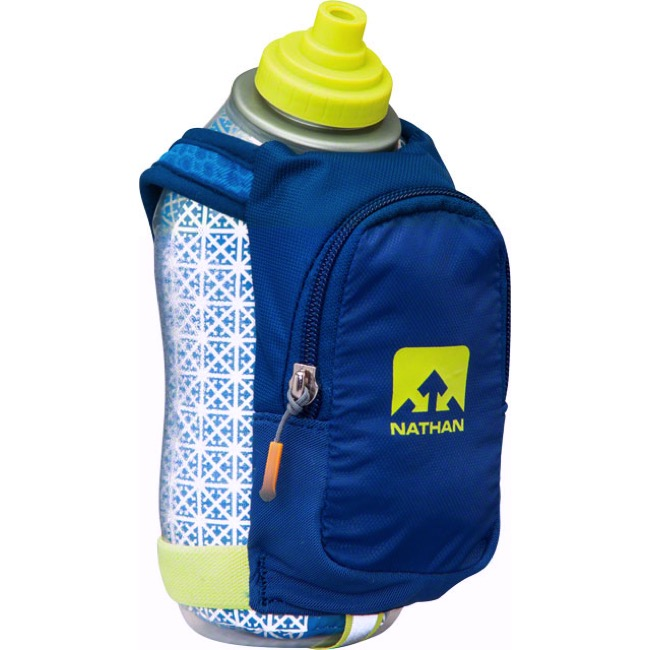 Nathan SpeedDraw Plus Insulated Handheld Hydration - 18oz (Blue)