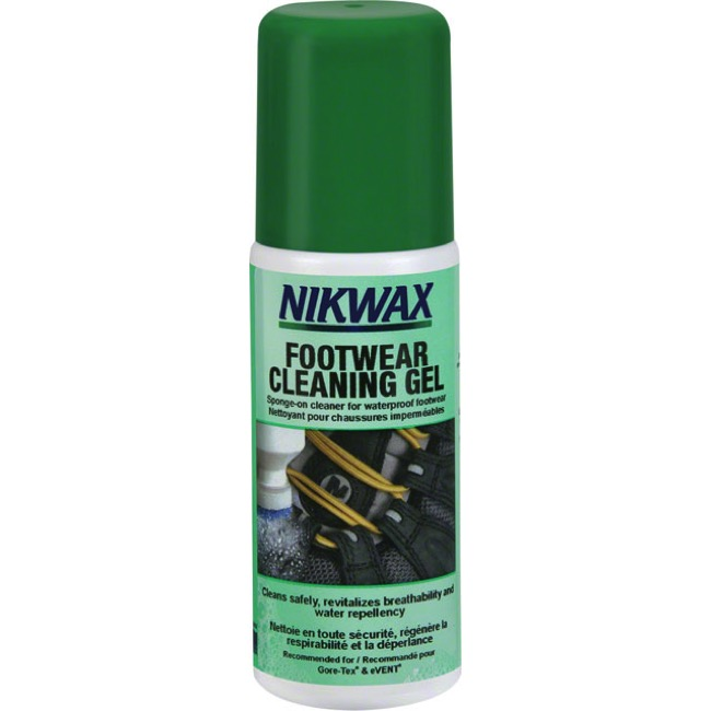 Nikwax Footwear Cleaning Gel - Bottle (4 oz.)