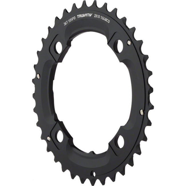 Sram X.0/X.9 Chainrings - 104 x 36t GXP (Outer)