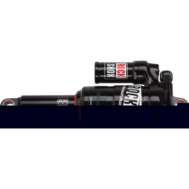 "Rock Shox Monarch Plus RC3 Rear Shock - 7.875"" x 2.0"" DebonAir (Mid Tune)"