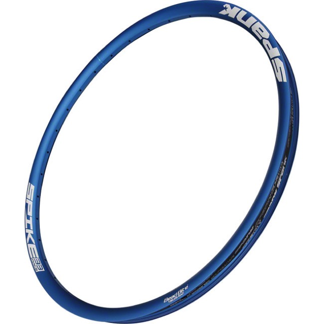 "Spank Spike Race 33 27.5"" (650b) Rim - 27.5"" x 32 Hole (Blue)"