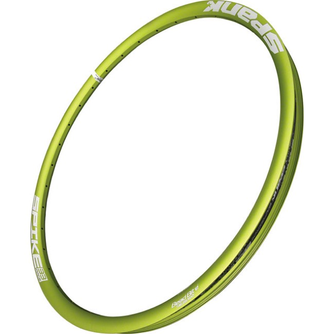 "Spank Spike Race 33 27.5"" (650b) Rim - 27.5"" x 32 Hole (Green)"