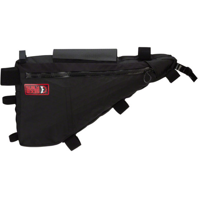 Surly Mountain Frame Bags - Bag #9 (Black)