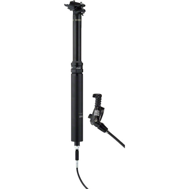 Rock Shox Reverb Stealth B1 Seatpost - Right Side Remote, 34.9mm x 340mm (100mm Travel)