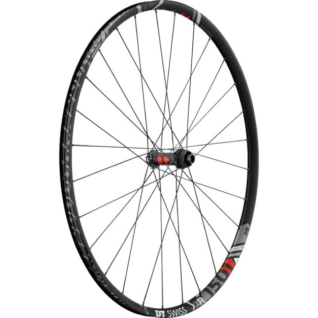 "DT Swiss XR 1501 SPLINE ONE 22.5 29"" Wheels - Front 29"" x 15x100mm Thru Axle (Black)"