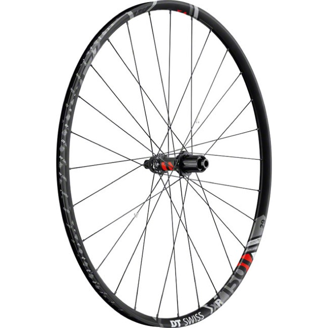"DT Swiss XR 1501 SPLINE ONE 22.5 Boost 29"" Wheels - Rear 29"" x 12x148mm ""Boost"" Thru Axle (Black)"