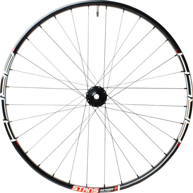 "Stans ZTR Arch MK3 Tubeless 29"" Front Wheels - 29"" x 32 Hole x 15x110mm ""Boost"" TA (Front Only)"