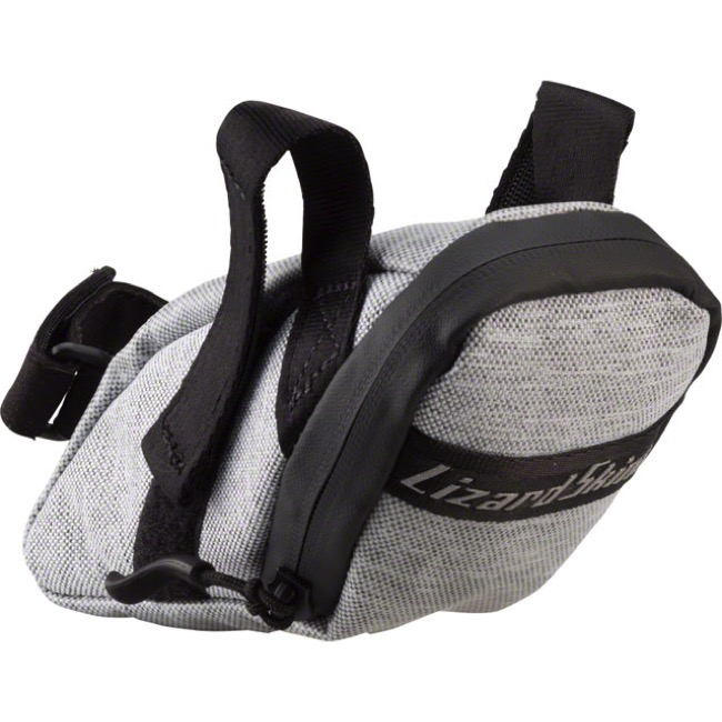 Lizard Skins Cache Seat Bag - Lead