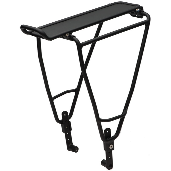 Blackburn Local Deluxe Front or Rear Rack - Black