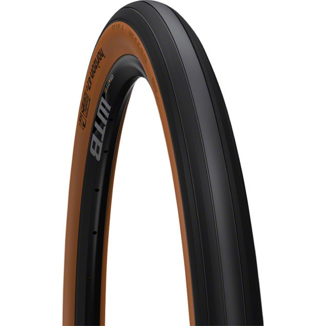 WTB Horizon TCS Road Plus 27.5 Inch (650b) Tire - 27.5 x 47mm, Folding Bead (Black/Skinwall)