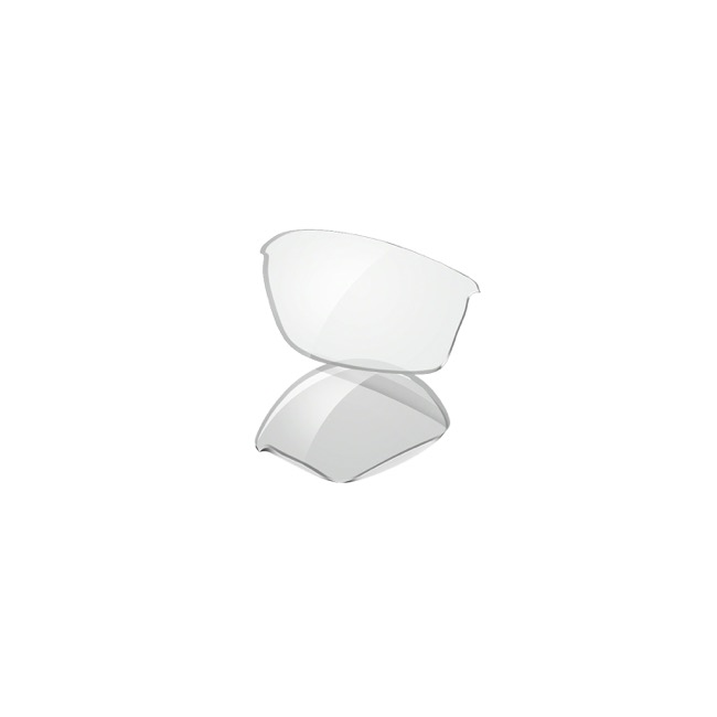 Oakley Flak Jacket Replacement Lenses - Pair (Clear)