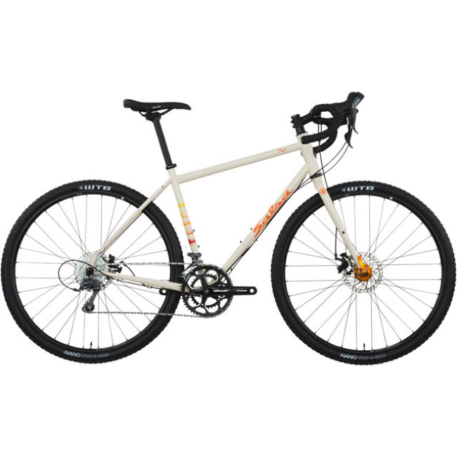 Salsa Vaya Claris Complete Bike 2017 - Cream - Size 55cm (Cream)