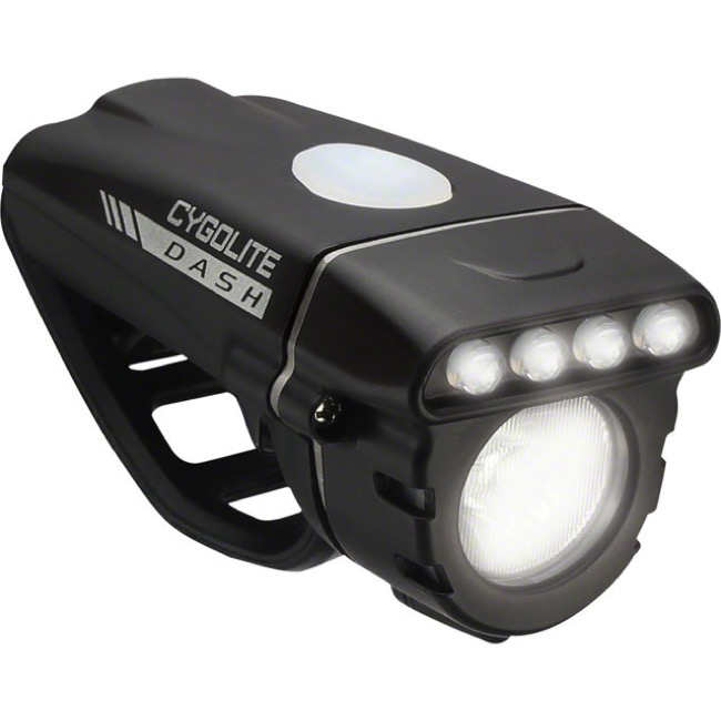 Cygolite Dash 460 USB Rechargeable Headlight - Light