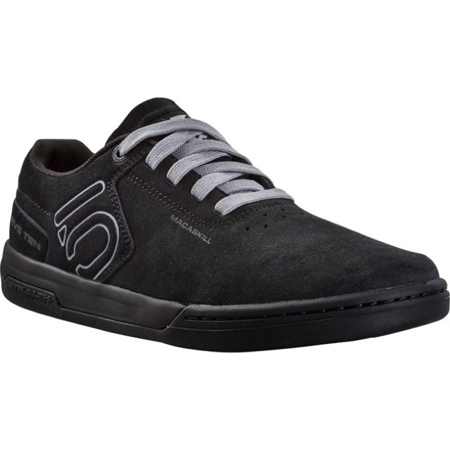 Five Ten Danny MacAskill Flat Shoe - Carbon Black - Size 10 (Carbon Black)