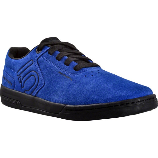 Five Ten Danny MacAskill Flat Shoe - Royal Blue - Size 10 (Royal Blue)