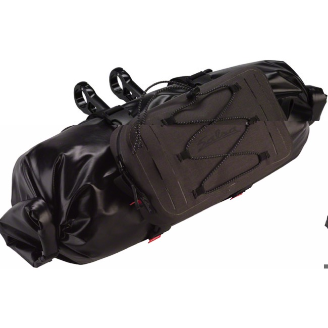 Salsa EXP Series Anything Cradle w/15 L Bag/Pouch - Black