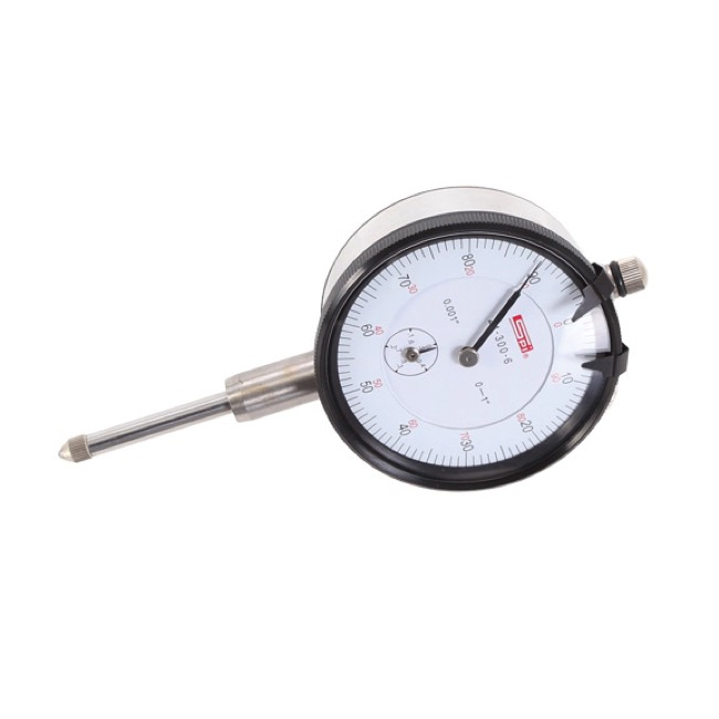 "Fox Racing Rear Shock Service Tools - Dial Indicator, 1"" Measuring Range"