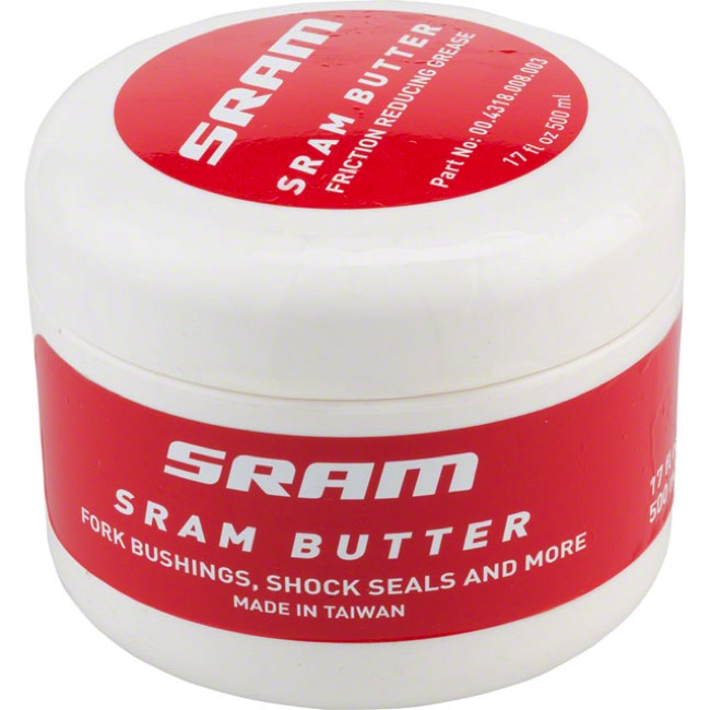 SRAM Butter Grease - 500ml (17 oz.) Tub