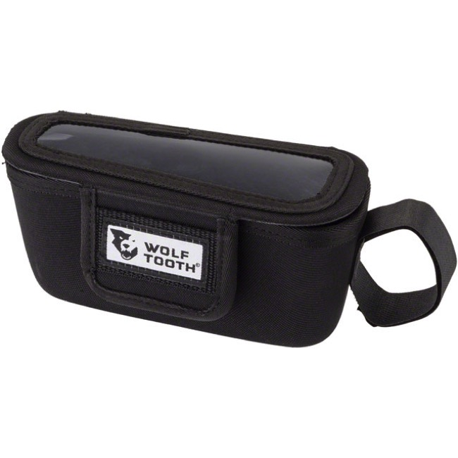 Wolf Tooth Components BarBag Handlebar Bags - Left Side (Black)