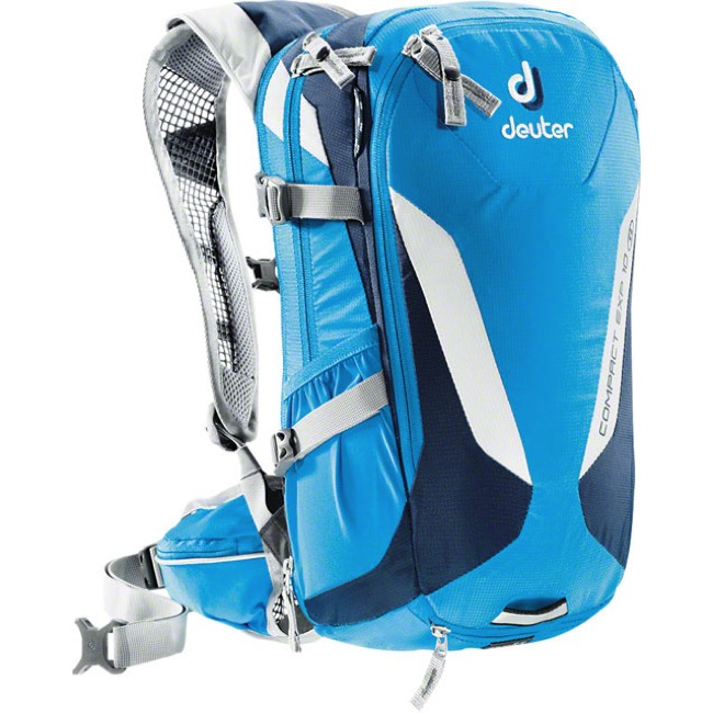 Deuter Compact EXP 10 SL Hydration Pack - Turquoise/Midnight - Turquoise/Midnight